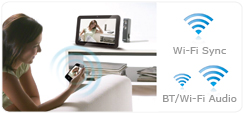 Efficient Wi-Fi and BT